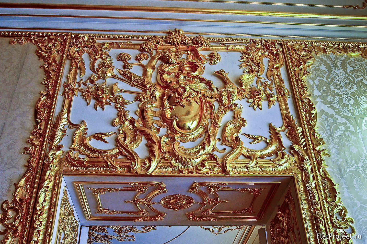 The Catherine Palace interiors – photo 115