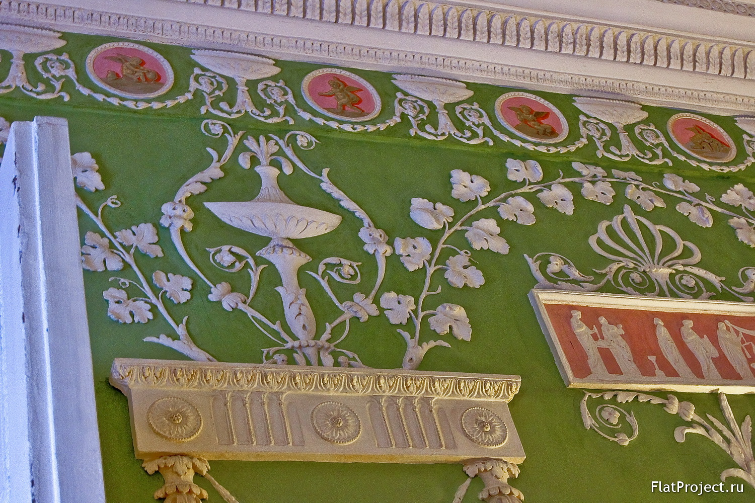 The Catherine Palace interiors – photo 89