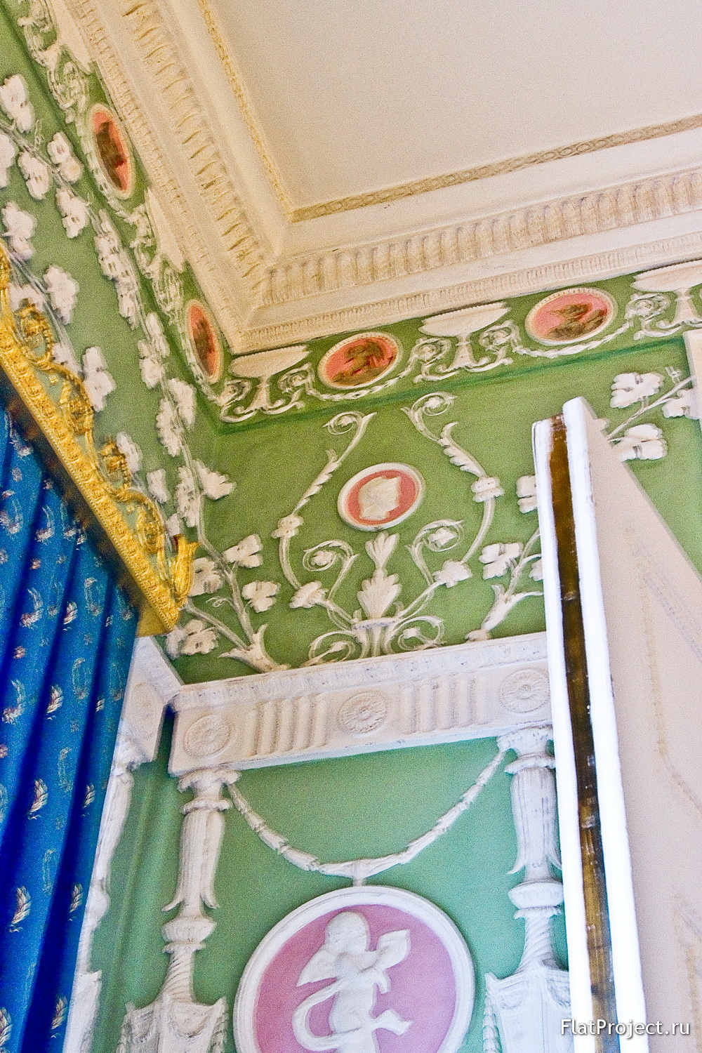 The Catherine Palace interiors – photo 86