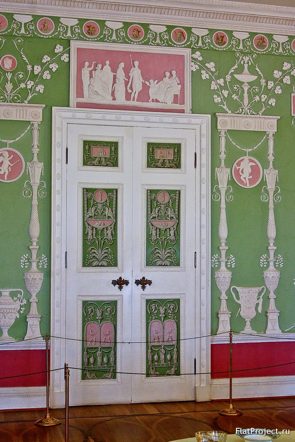 The Catherine Palace interiors – photo 91