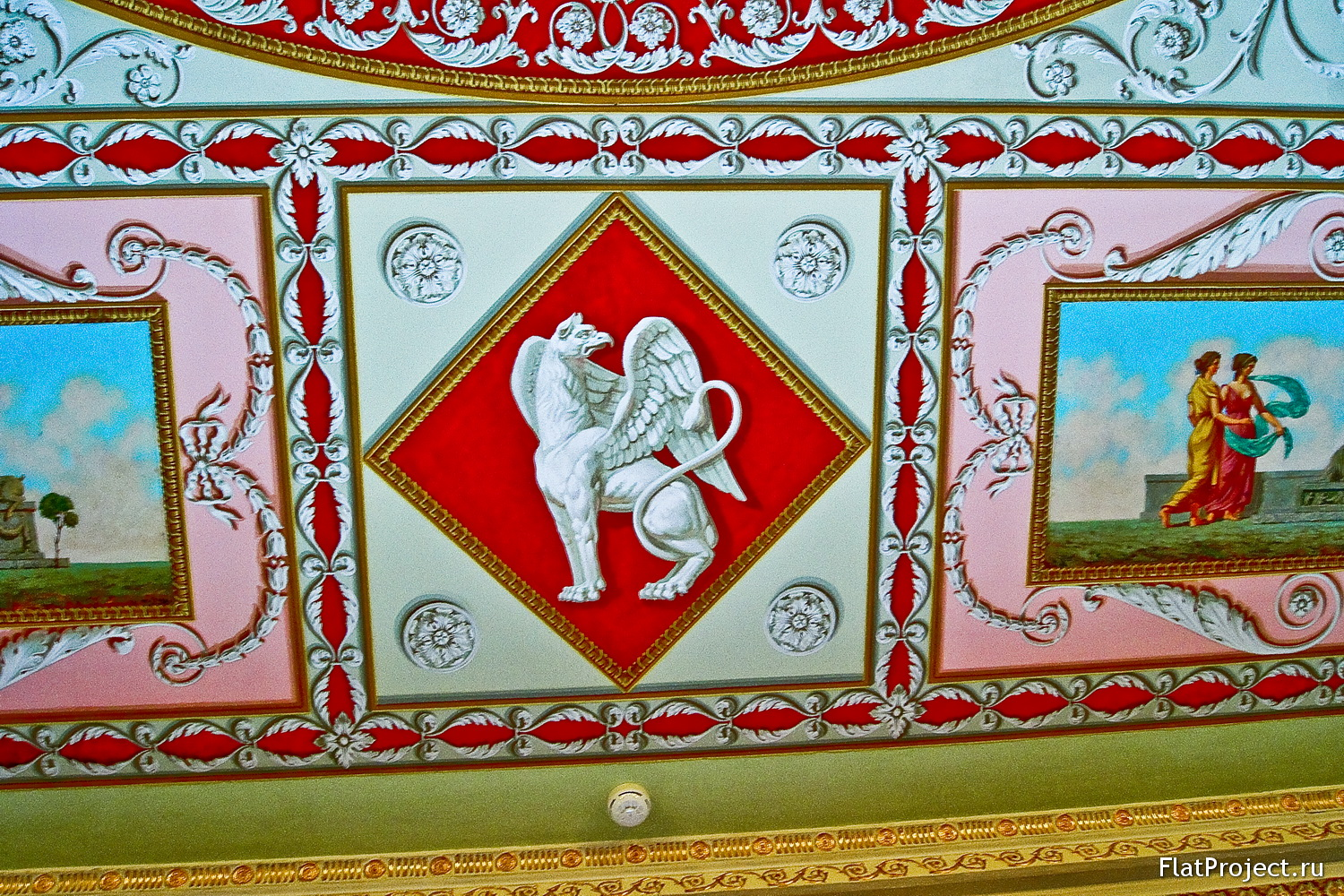 The Catherine Palace interiors – photo 72