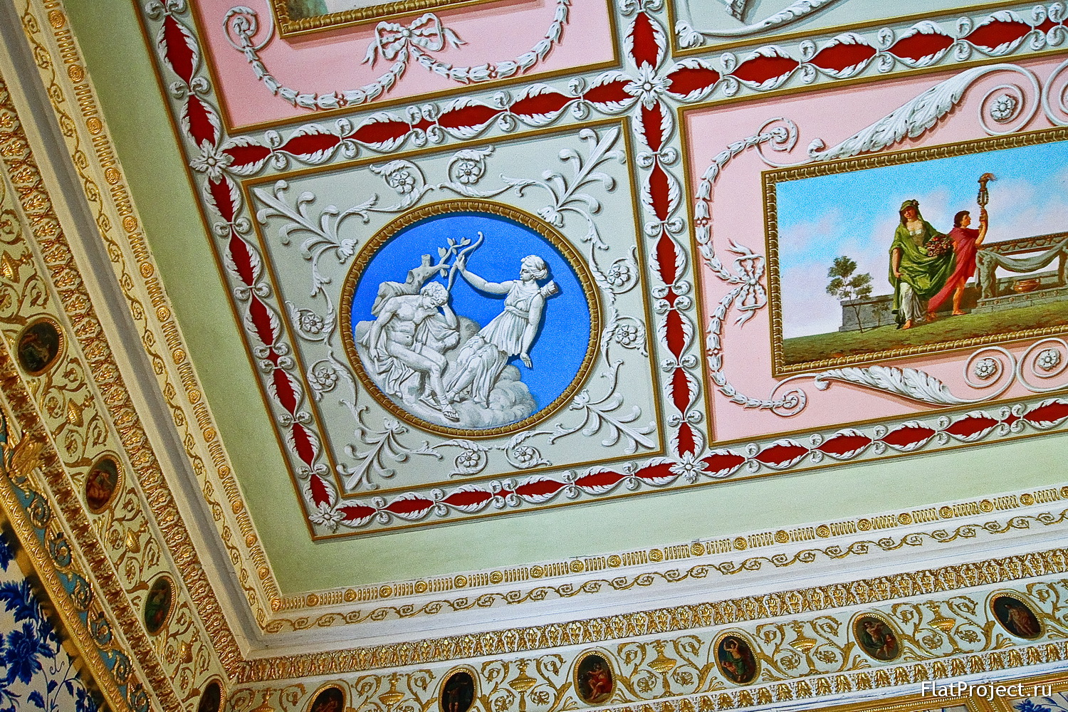 The Catherine Palace interiors – photo 74