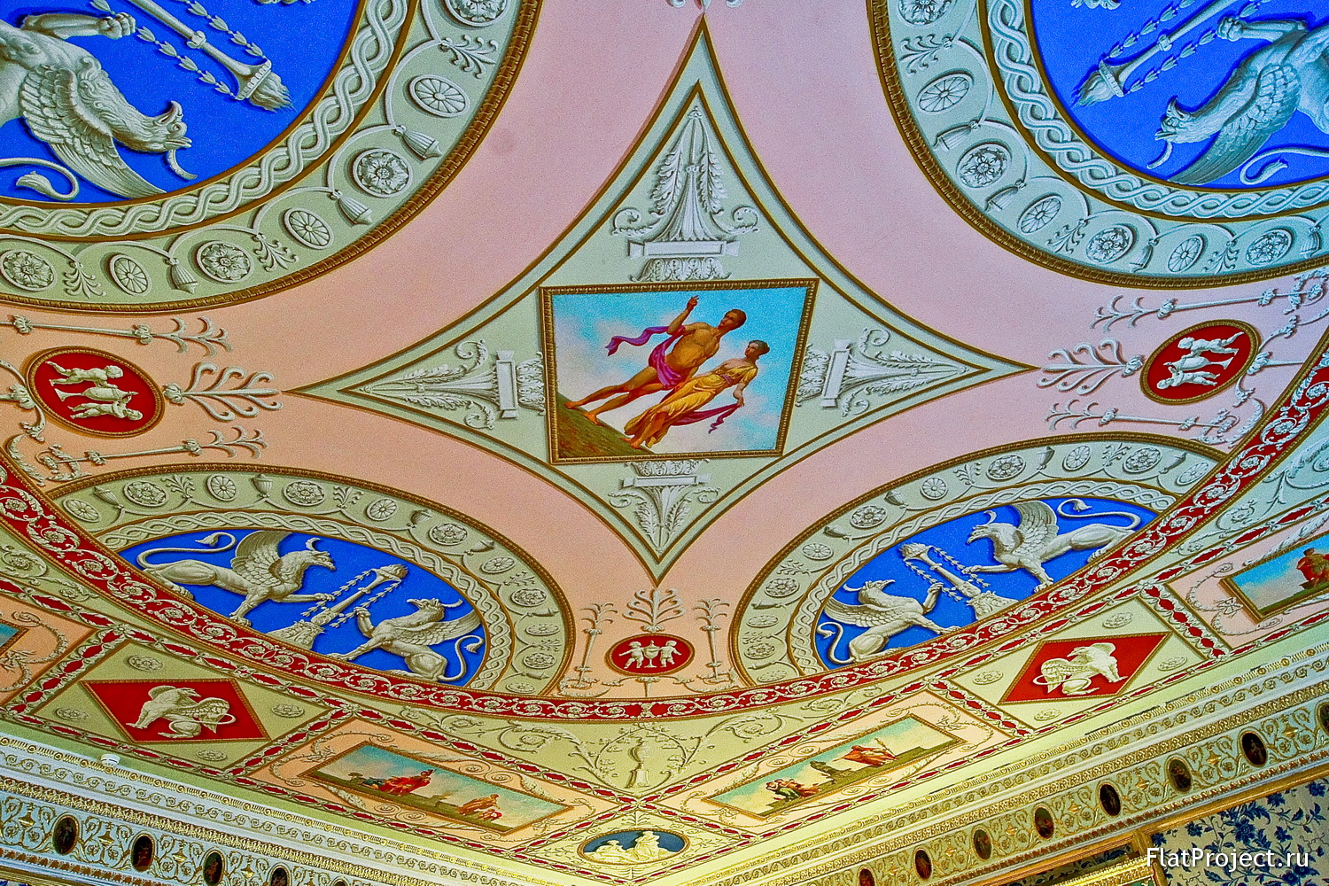 The Catherine Palace interiors – photo 70
