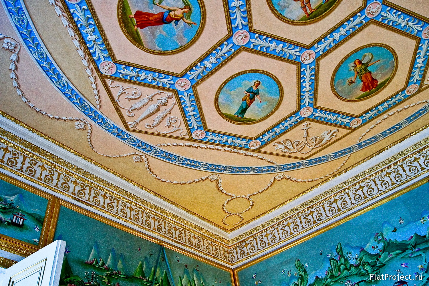 The Catherine Palace interiors – photo 55