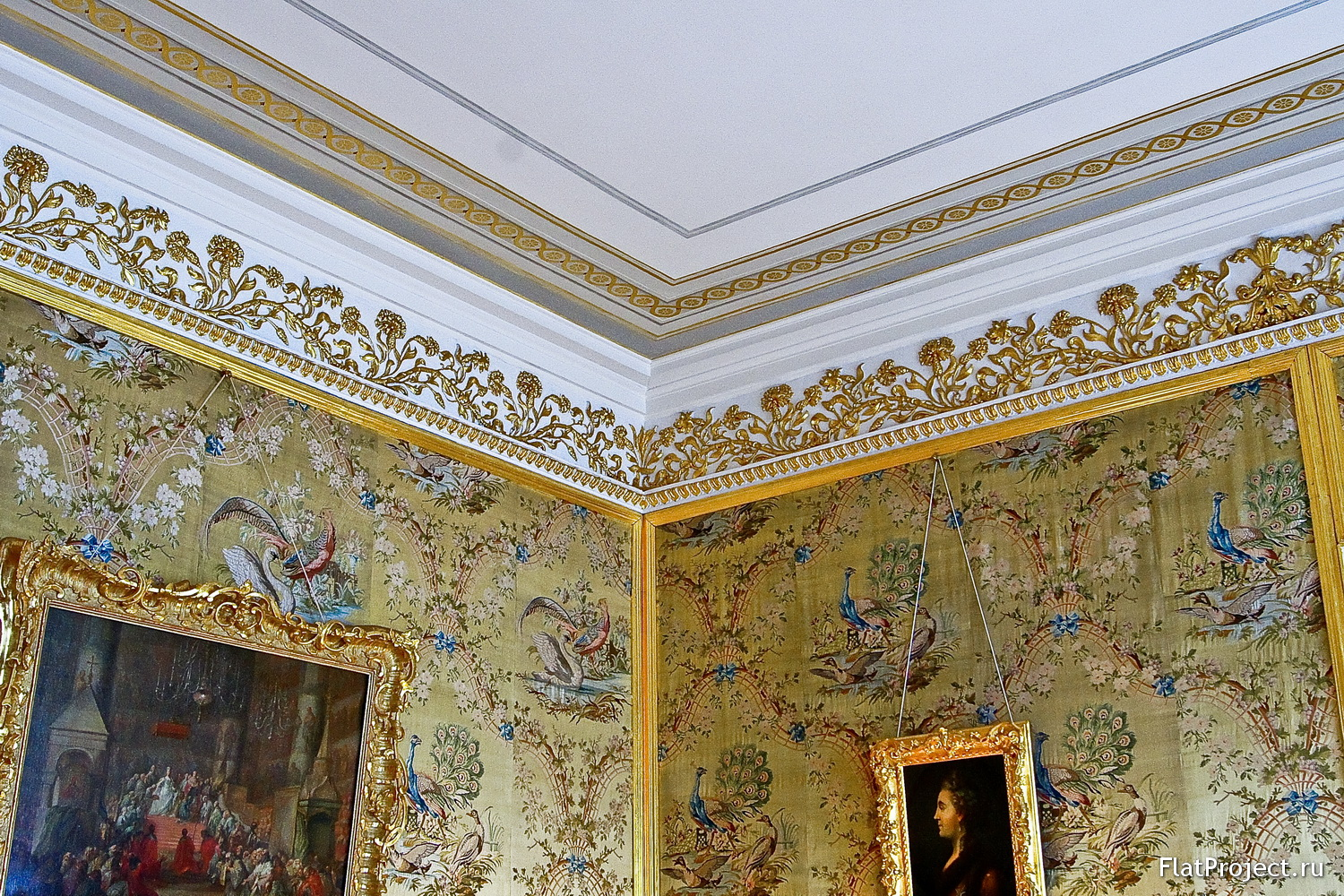The Catherine Palace interiors – photo 52