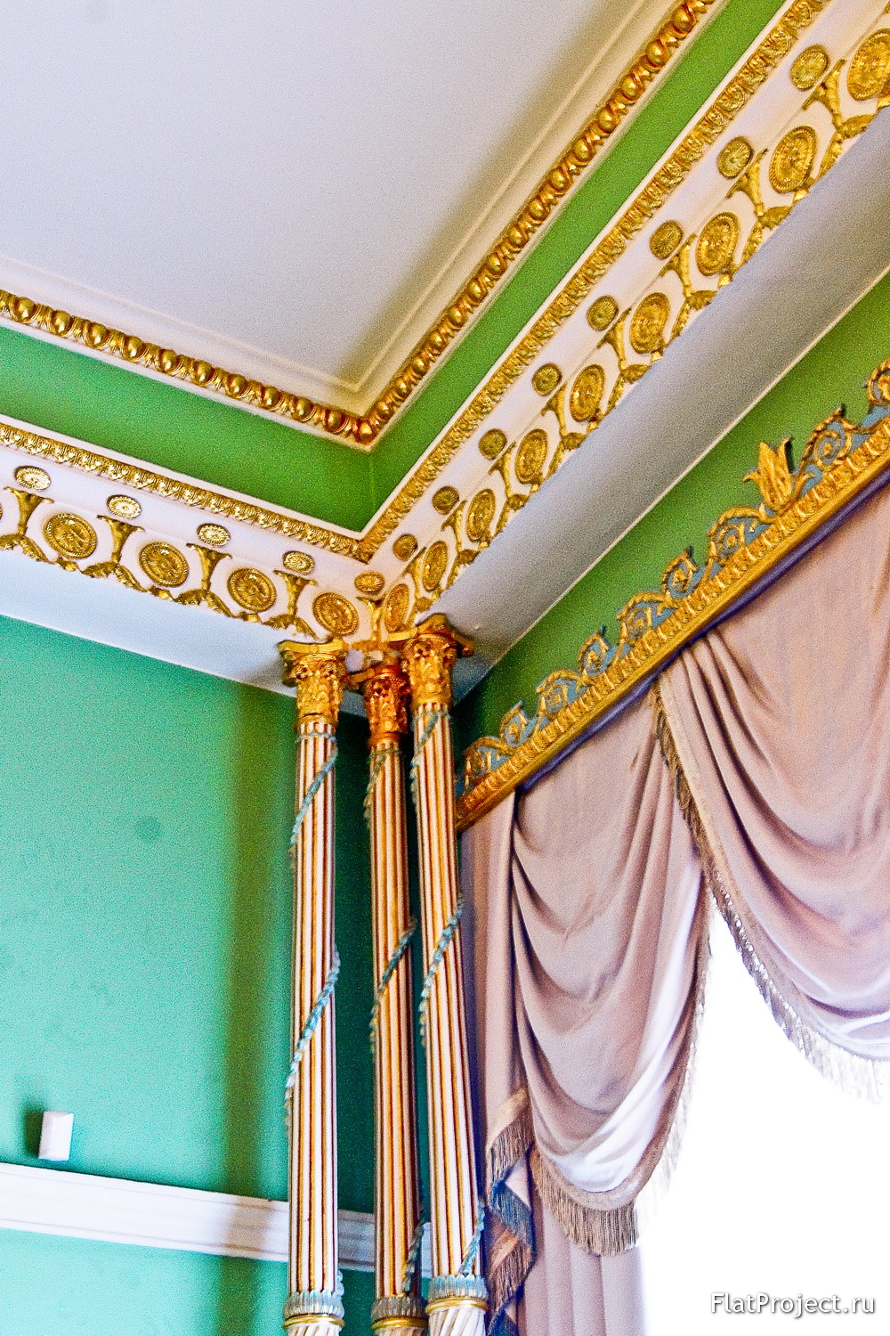 The Catherine Palace interiors – photo 41