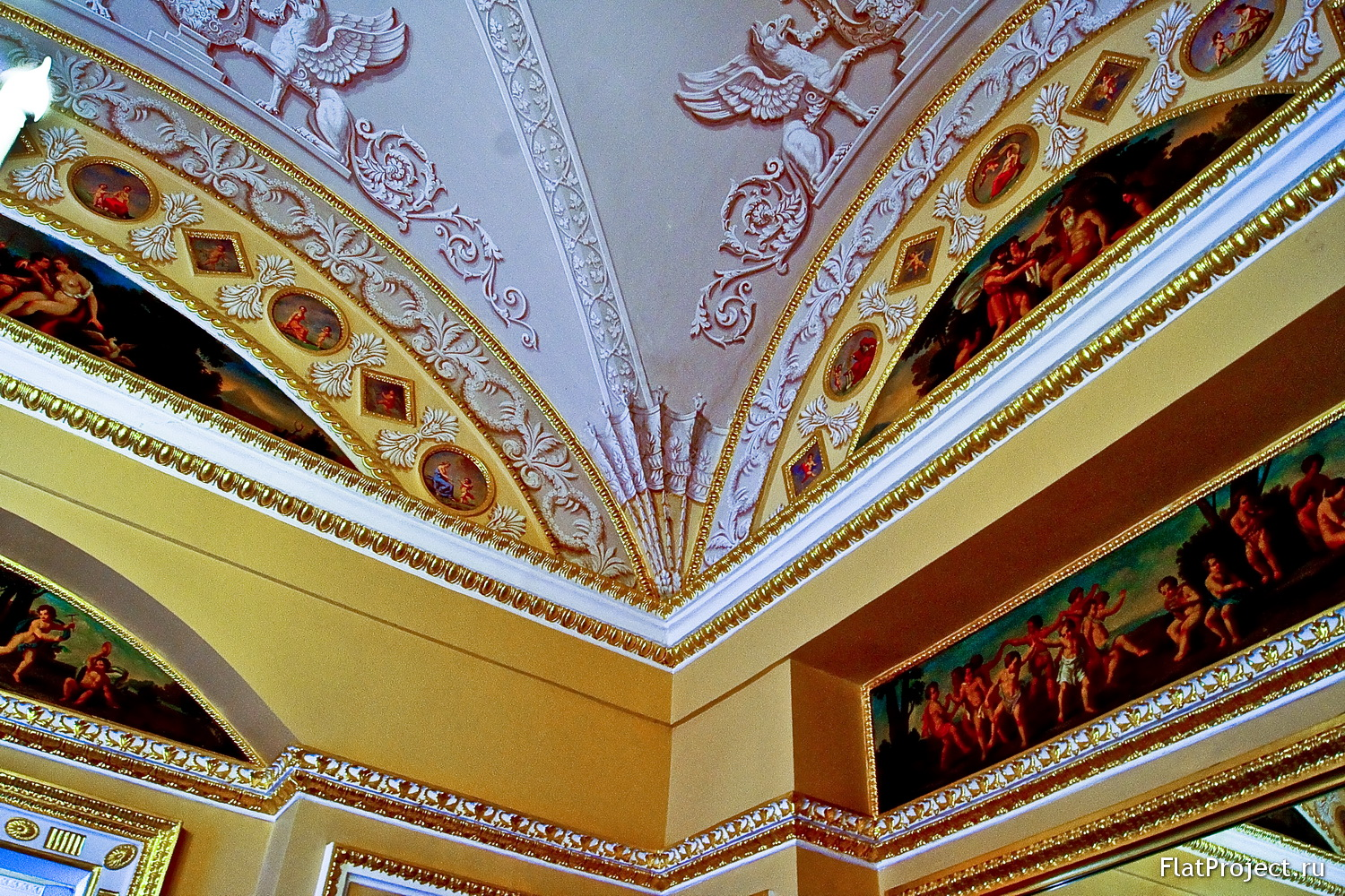 The Catherine Palace interiors – photo 34