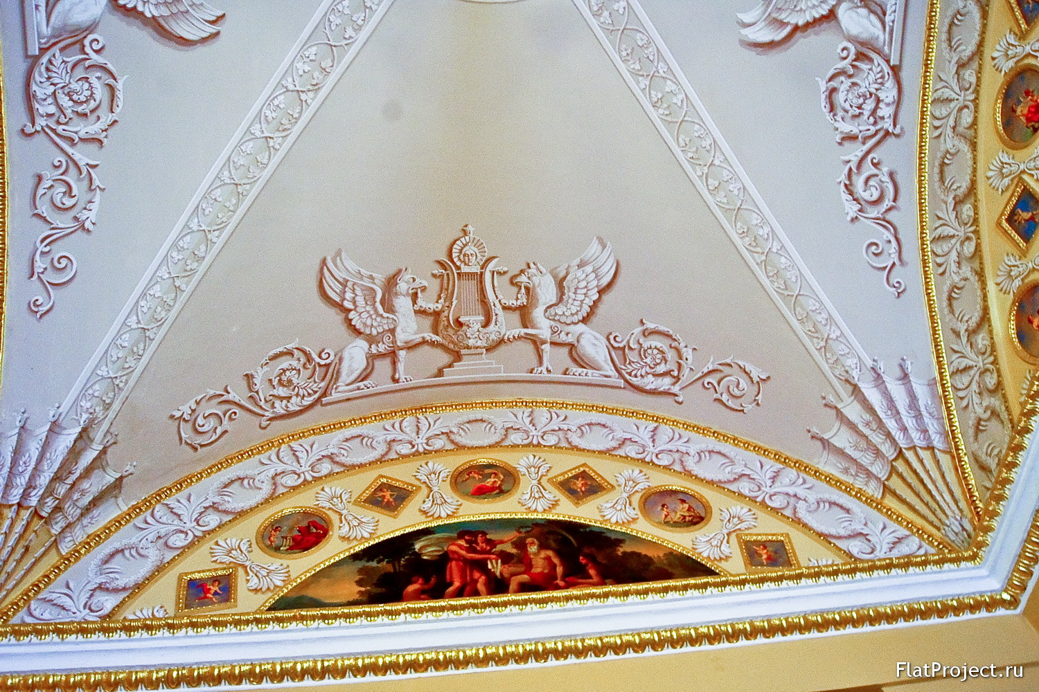 The Catherine Palace interiors – photo 28