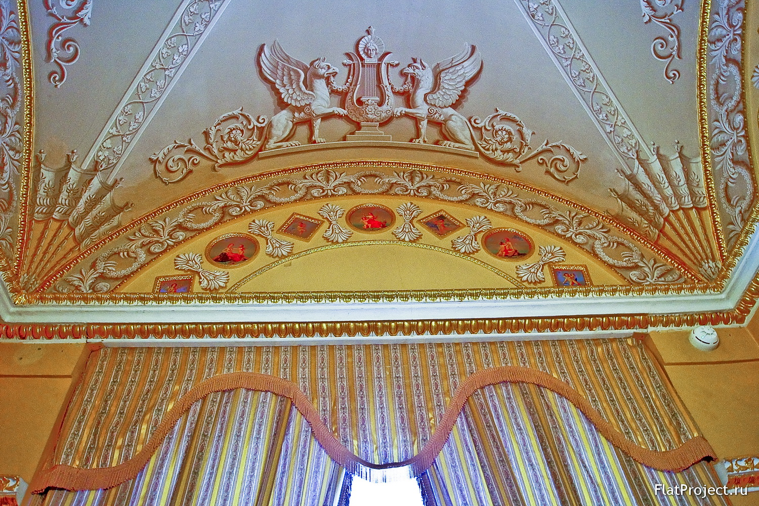 The Catherine Palace interiors – photo 26