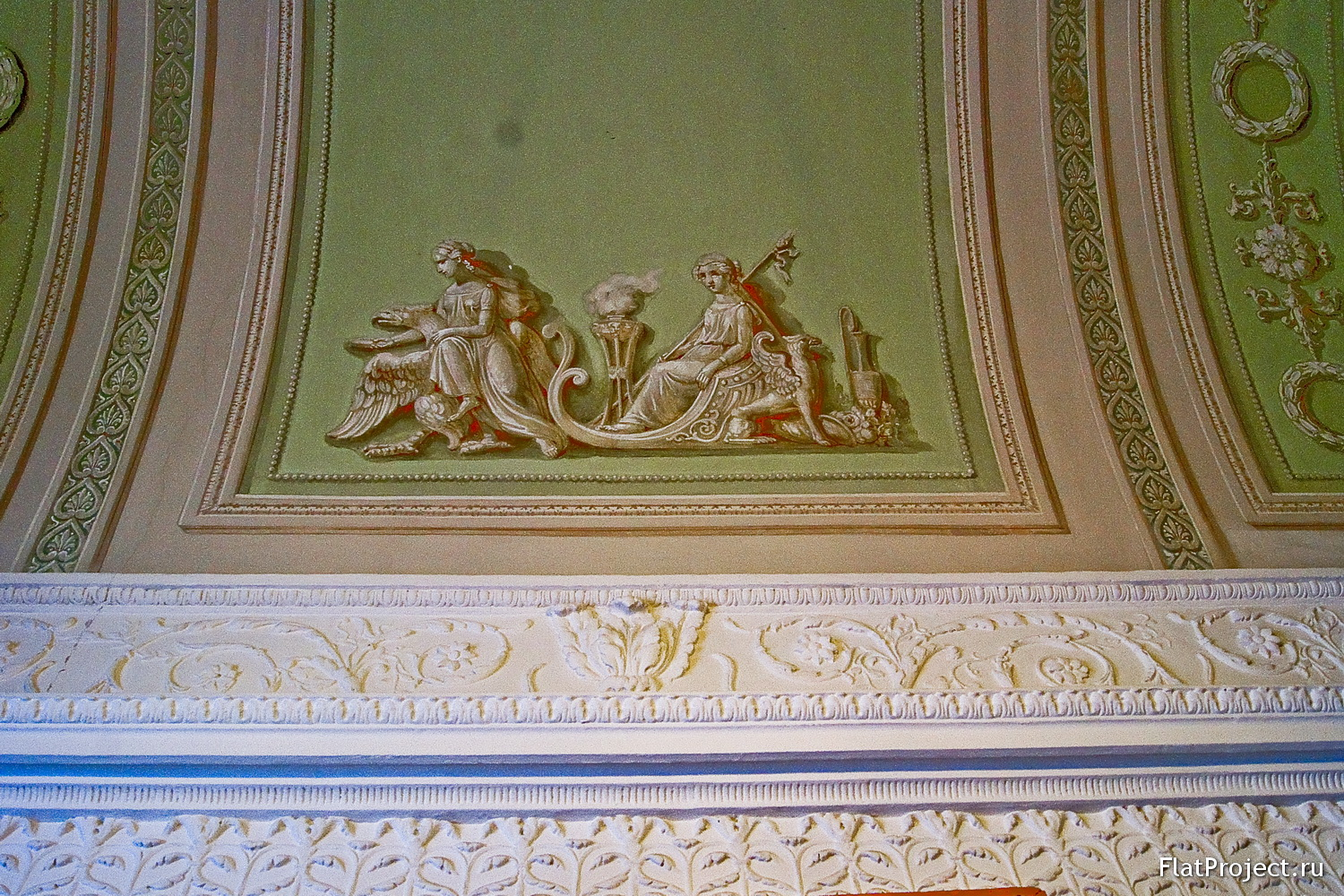 The Catherine Palace interiors – photo 23