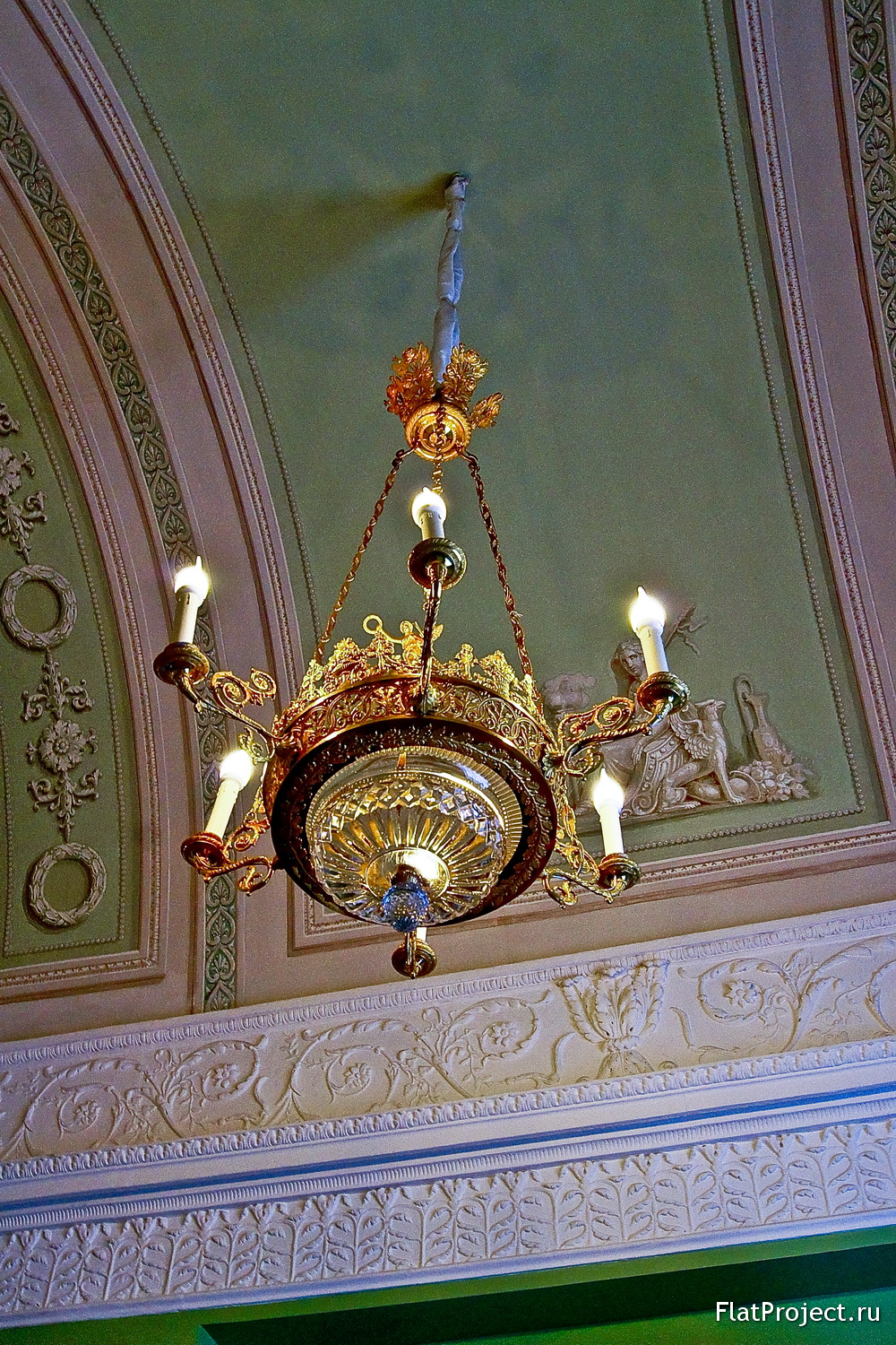 The Catherine Palace interiors – photo 25
