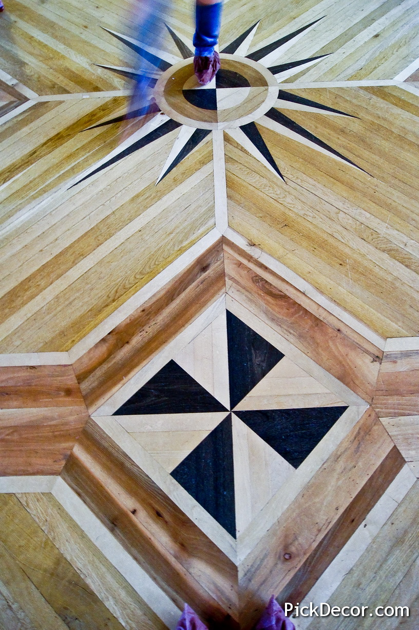 The Catherine Palace floor designs – photo 16