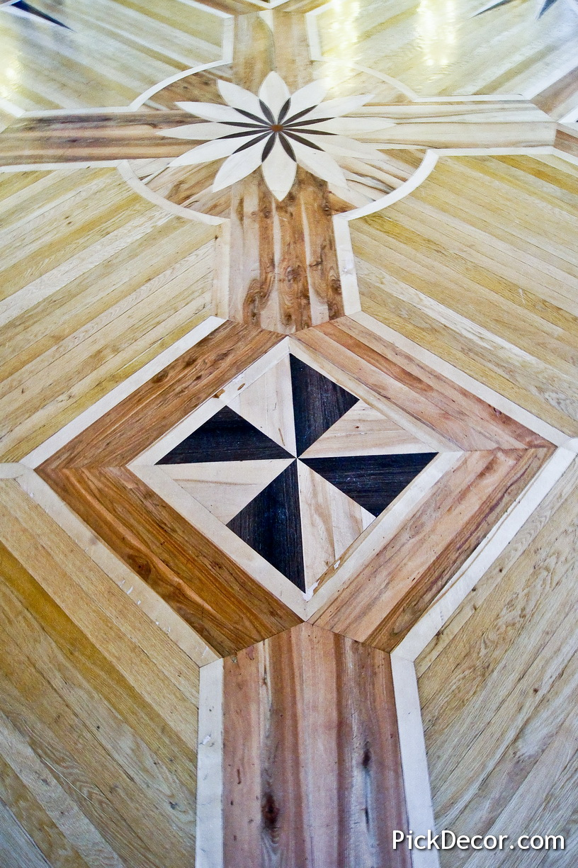 The Catherine Palace floor designs – photo 15