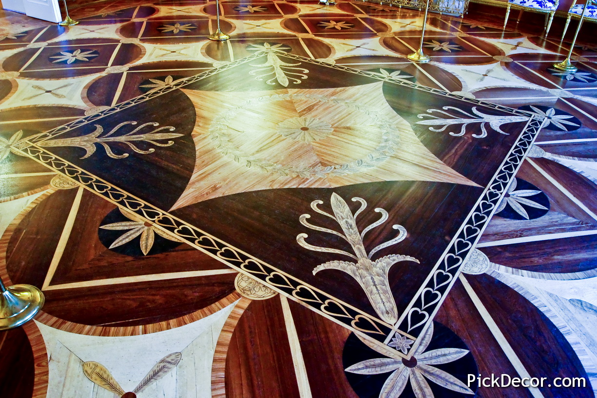 The Catherine Palace floor designs – photo 14