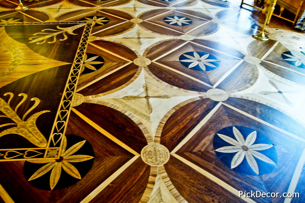 The Catherine Palace floor designs – photo 21
