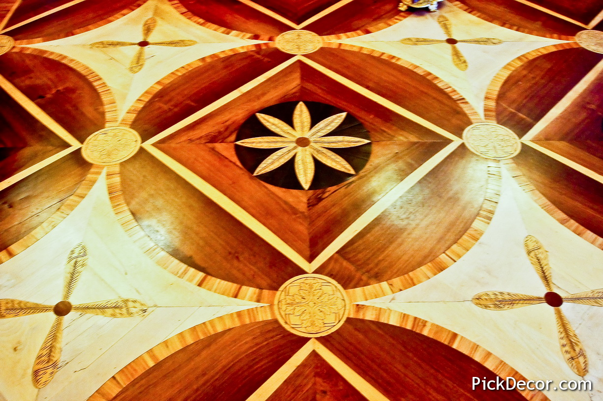 The Catherine Palace floor designs – photo 11
