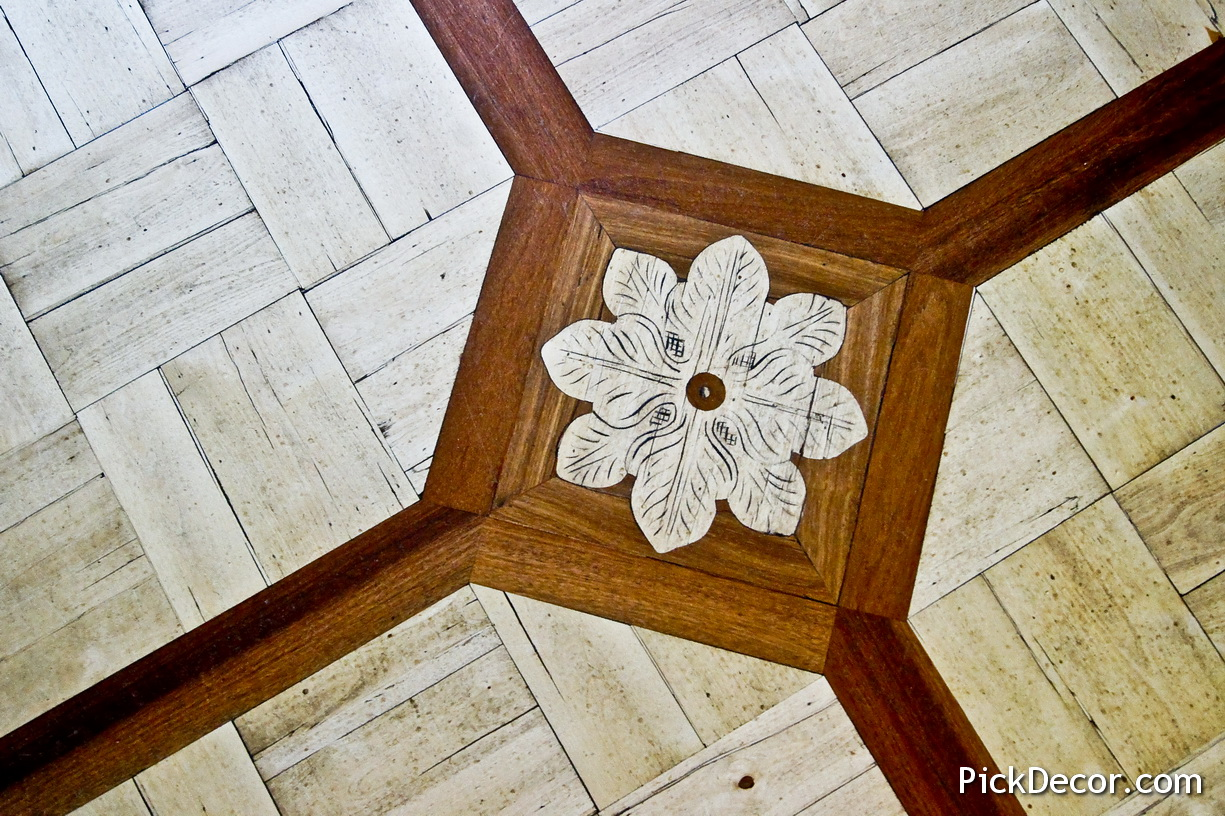 The Catherine Palace floor designs – photo 6