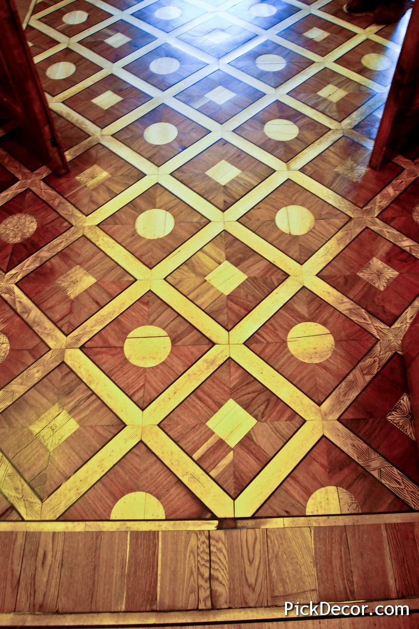 The Catherine Palace floor designs – photo 31