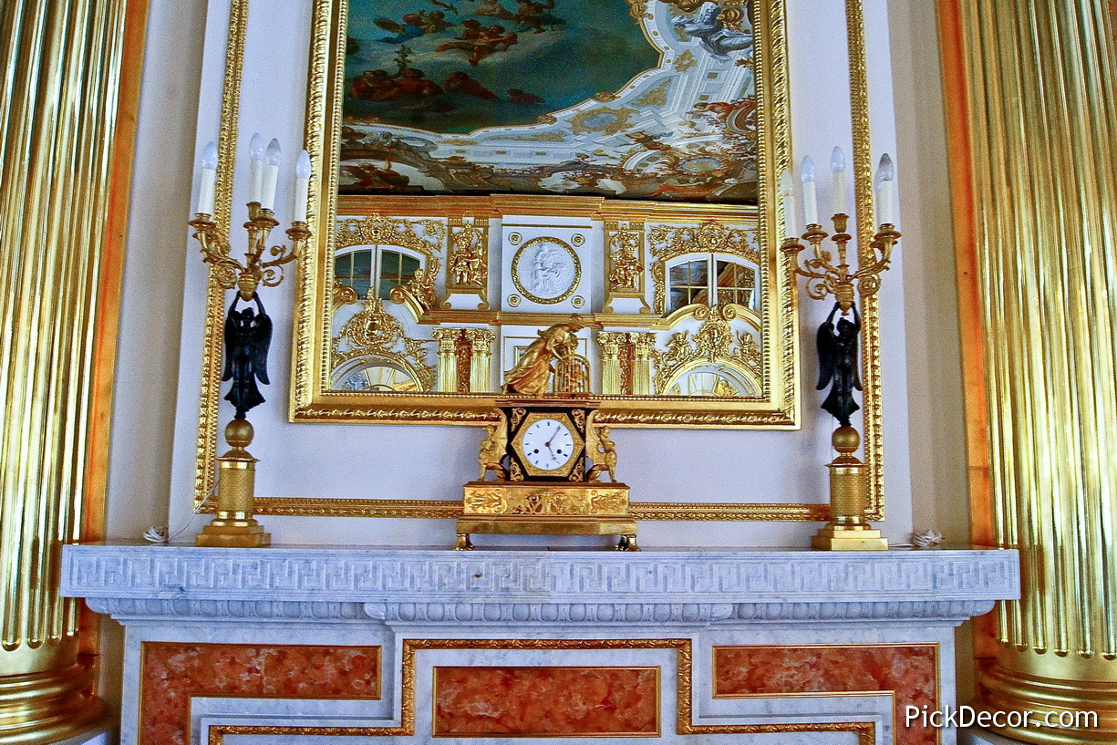 The Catherine Palace decorations – photo 83