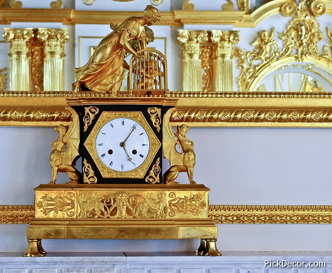 The Catherine Palace decorations – photo 89