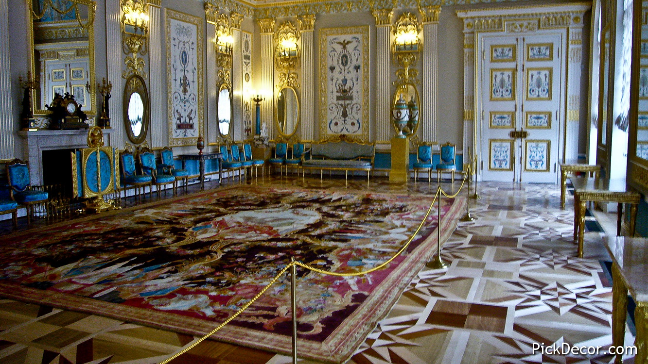 The Catherine Palace decorations – photo 39