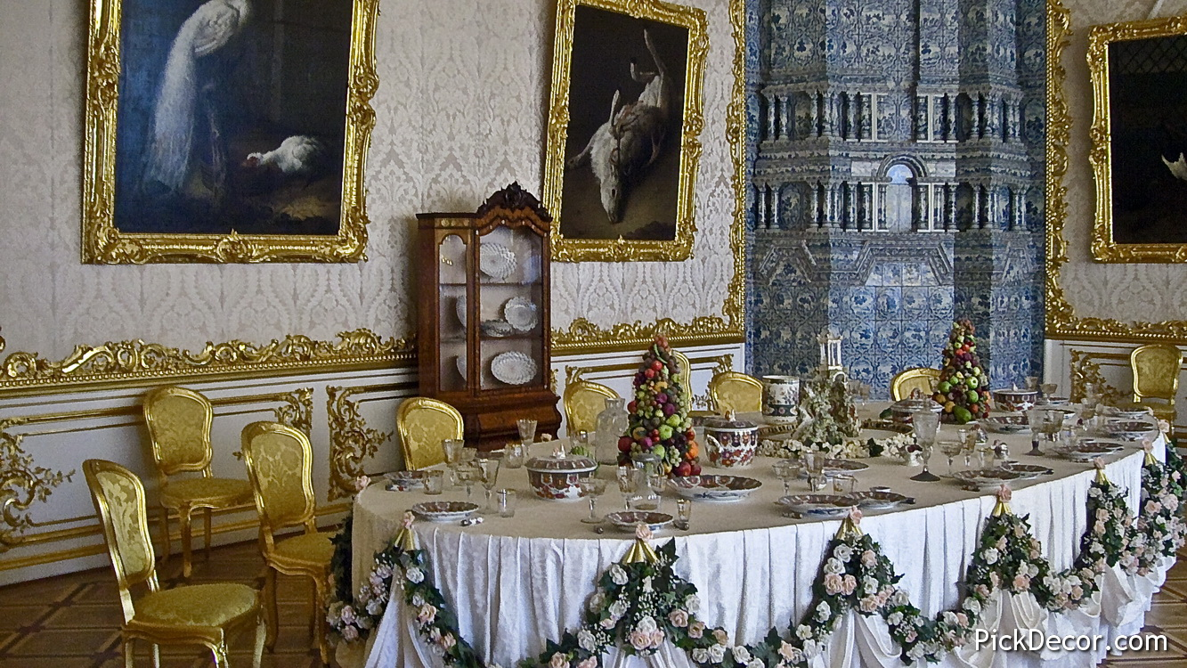 The Catherine Palace decorations – photo 60