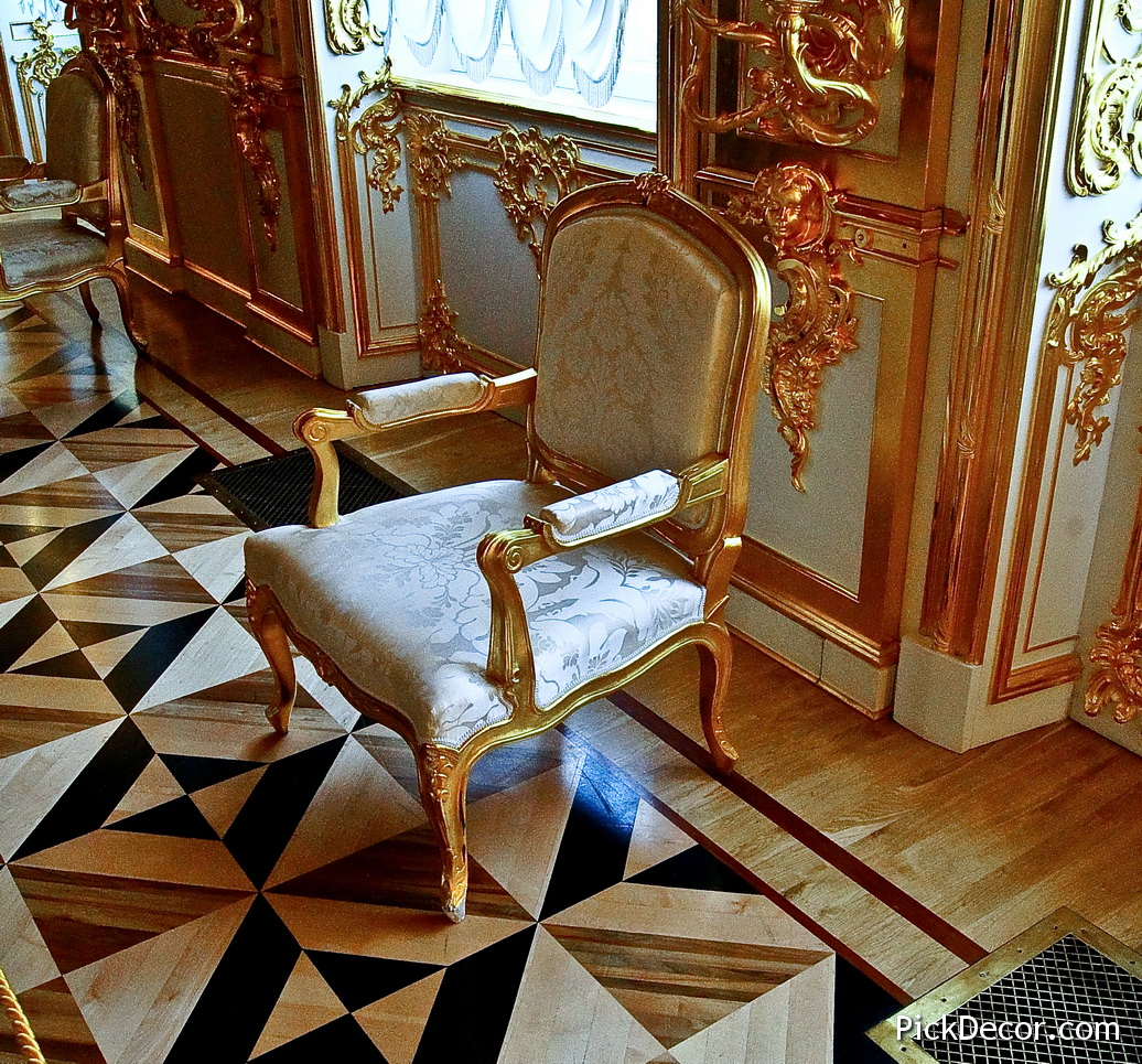 The Catherine Palace decorations – photo 79