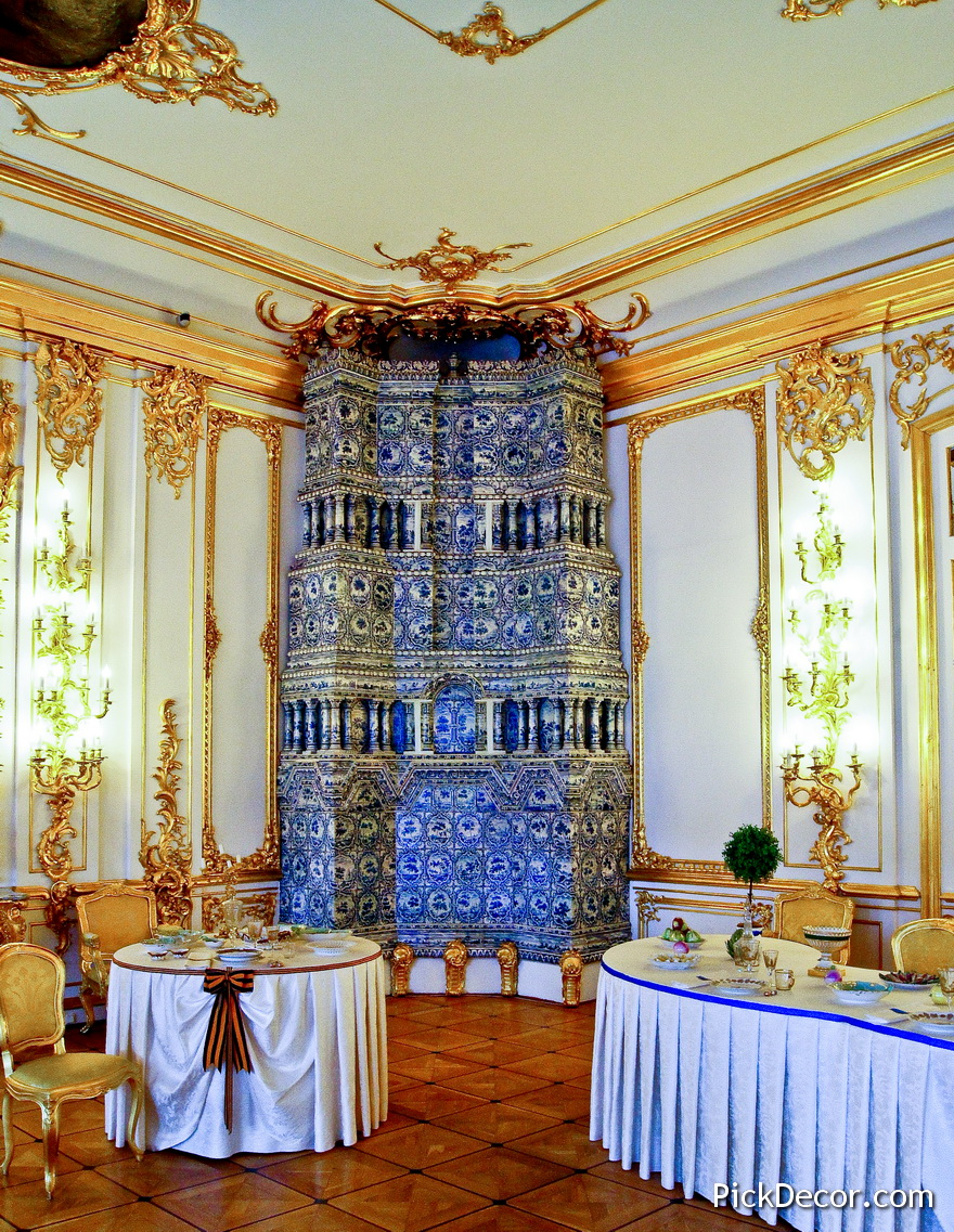 The Catherine Palace decorations – photo 25