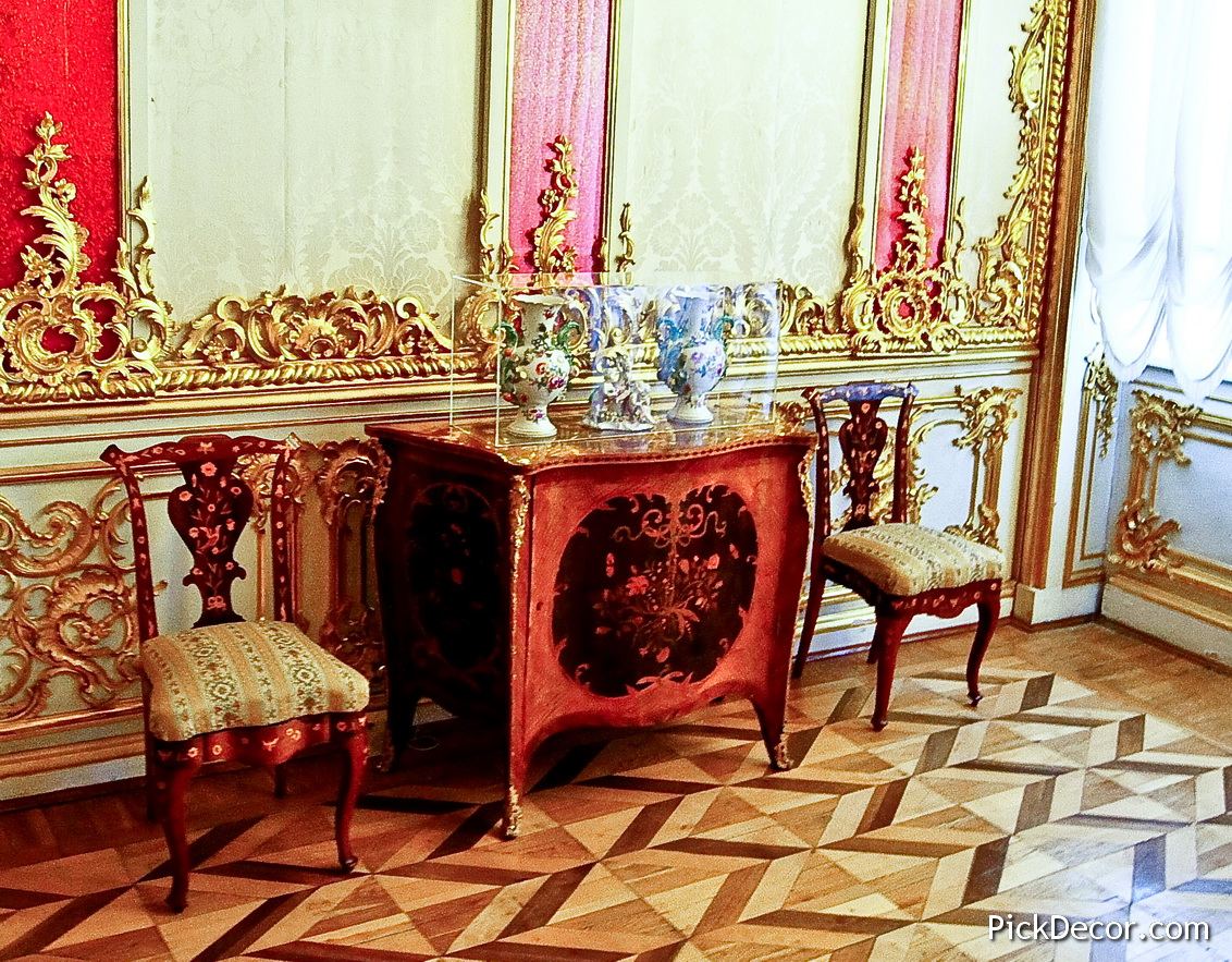 The Catherine Palace decorations – photo 76