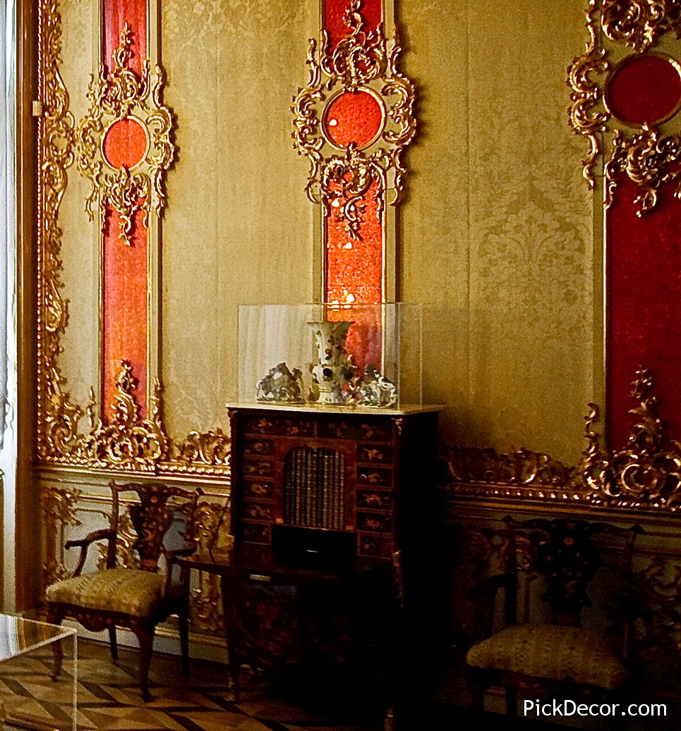 The Catherine Palace decorations – photo 58