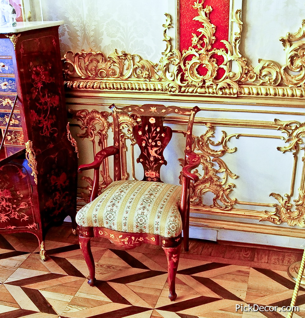 The Catherine Palace decorations – photo 67