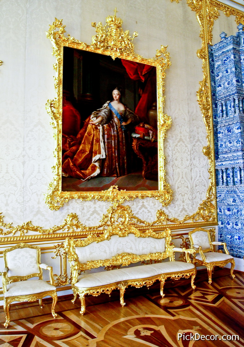 The Catherine Palace decorations – photo 20
