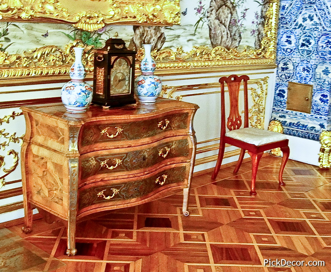 The Catherine Palace decorations – photo 69