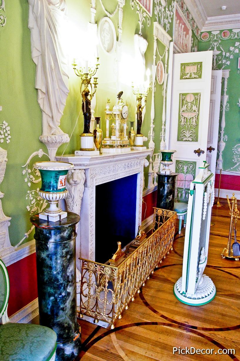 The Catherine Palace decorations – photo 74