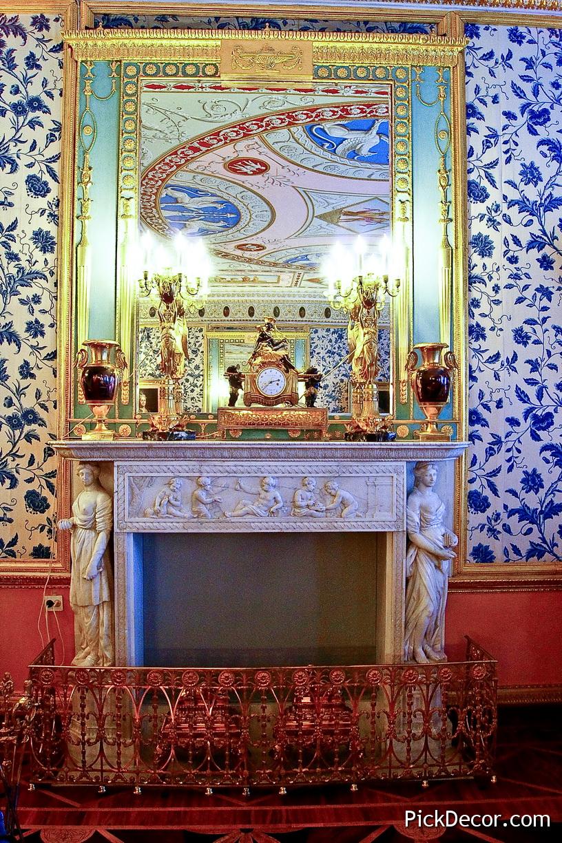 The Catherine Palace decorations – photo 23
