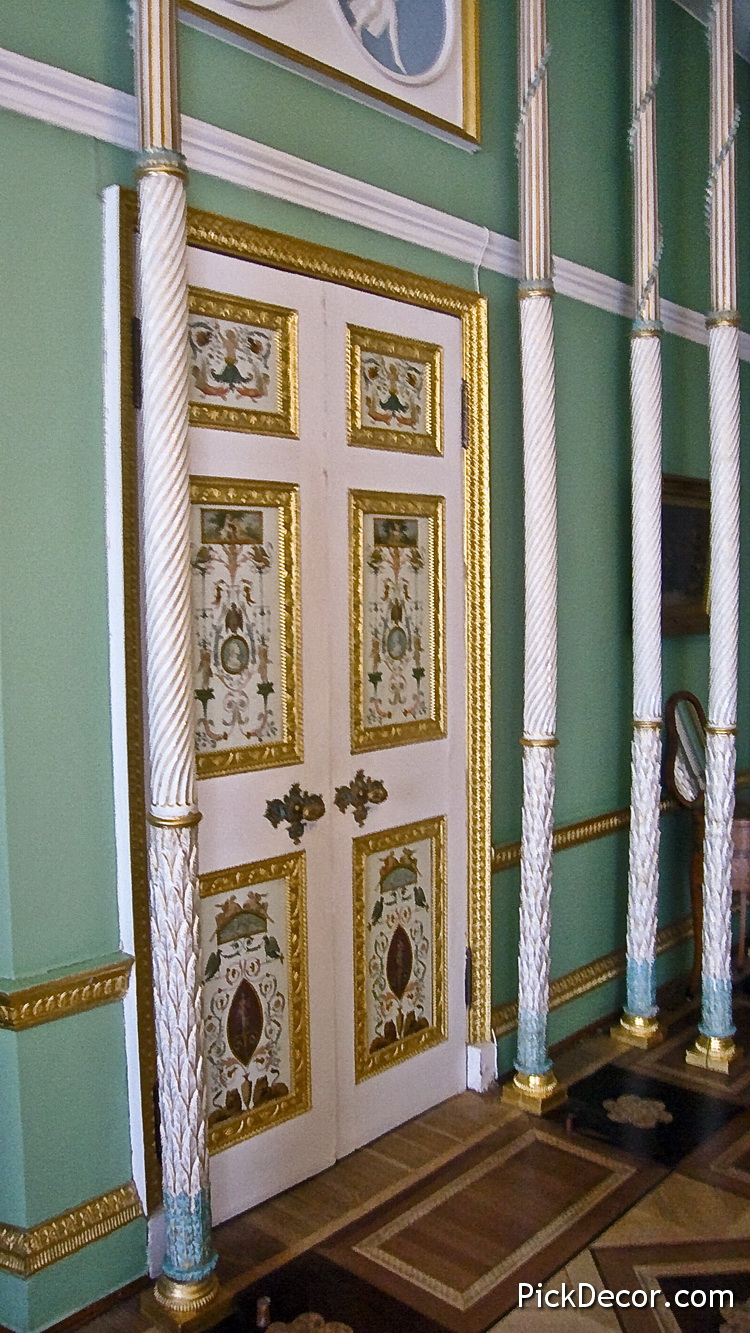 The Catherine Palace decorations – photo 10