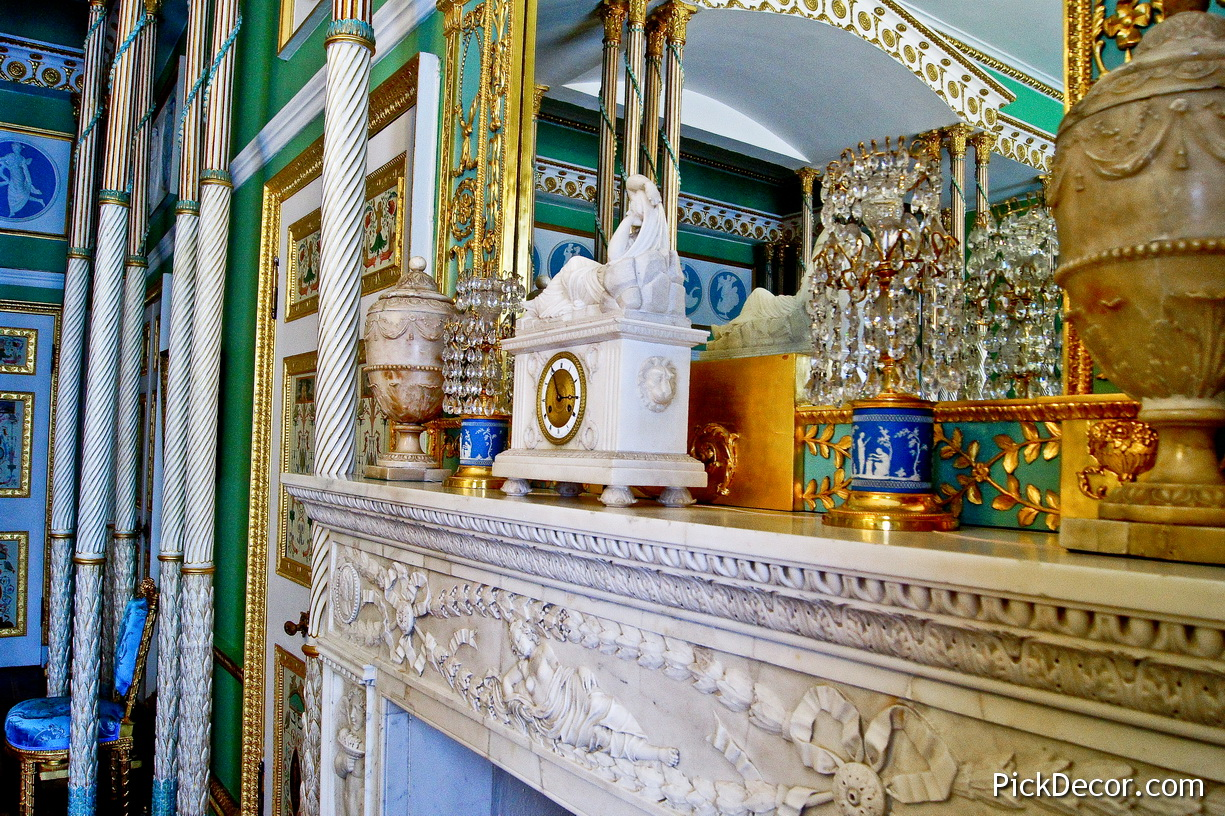 The Catherine Palace decorations – photo 81