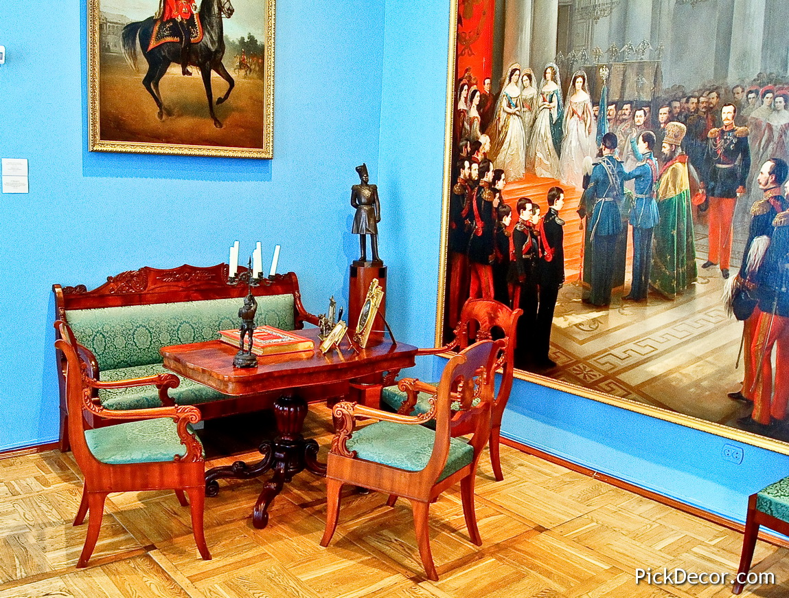 The Catherine Palace decorations – photo 32
