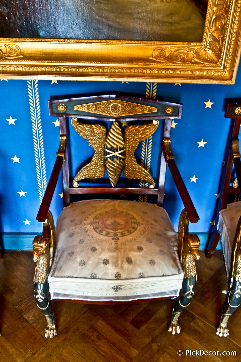 The Pavlovsk Palace decorations – photo 30