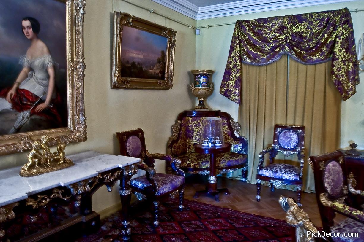 The Pavlovsk Palace decorations – photo 35
