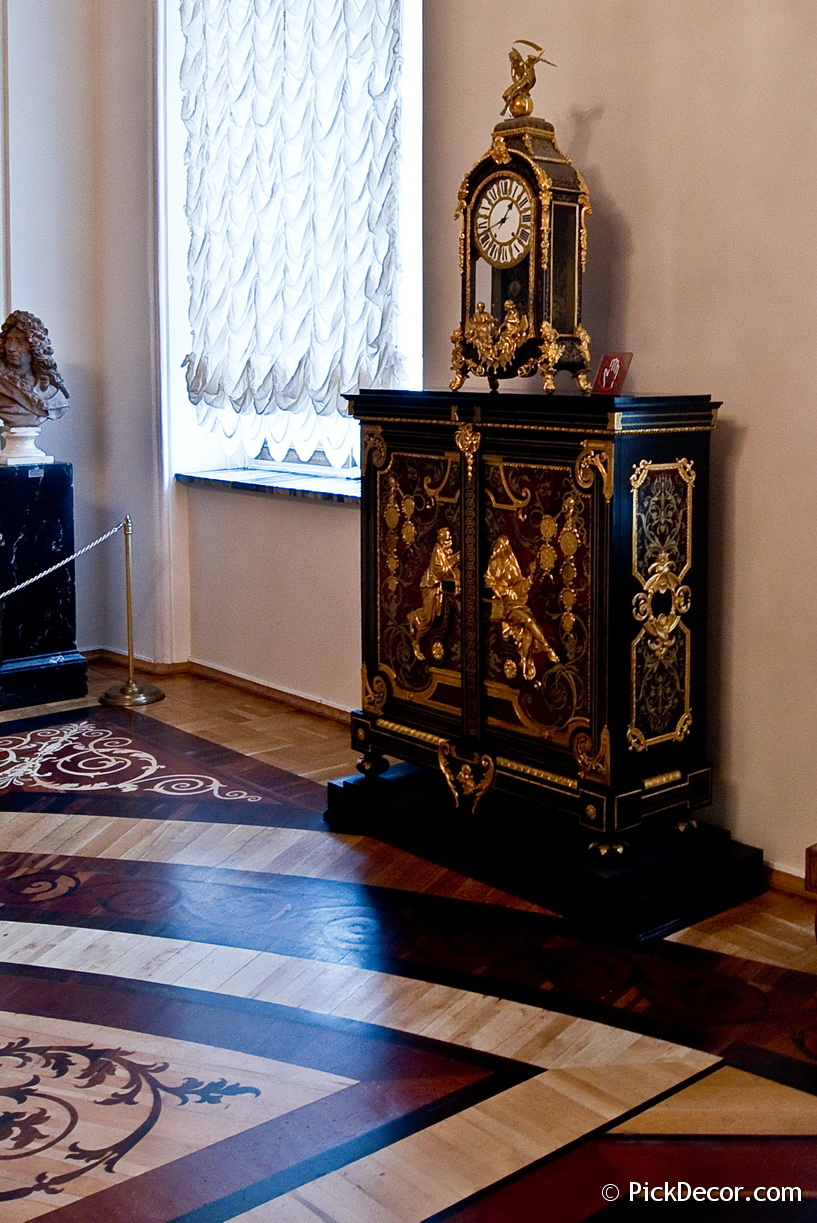 The State Hermitage museum decorations – photo 19