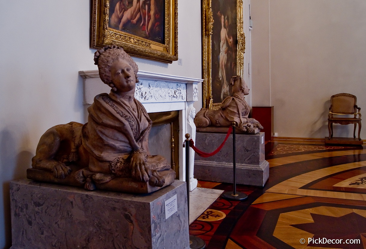 The State Hermitage museum decorations – photo 39