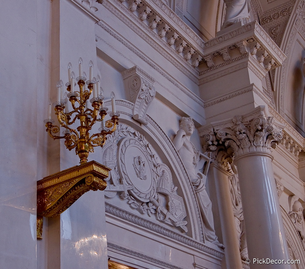 The State Hermitage museum decorations – photo 7