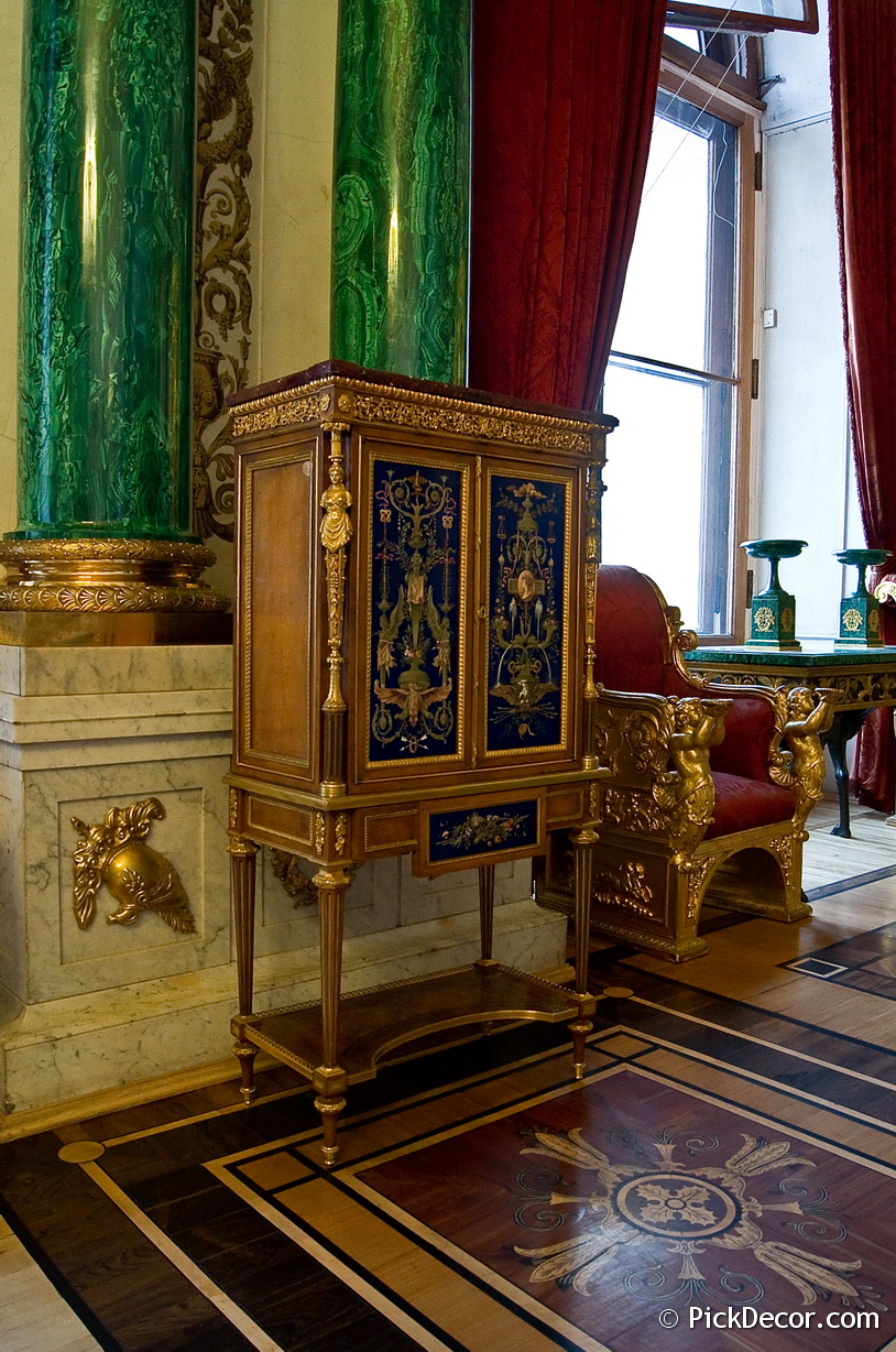 The State Hermitage museum decorations – photo 81