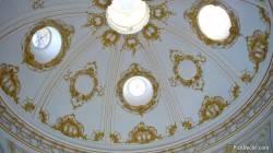 Потолок церкви Святой Троицы в Сергиевке — фото 1