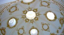 Потолок церкви Святой Троицы в Сергиевке — фото 2