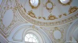 Потолок церкви Святой Троицы в Сергиевке — фото 3