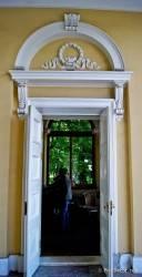 Декор павильона Росси в Михайловском саду — фото 1