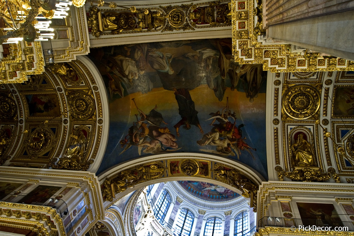 The Saint Isaac's Cathedral interiors – photo 2