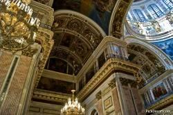 Потолки и декор Исаакиевского собора — фото 95